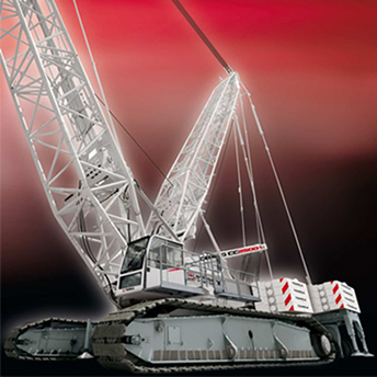 CC 2500-1 Lattice Boom Crawler Crane